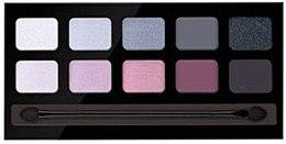 Духи, Парфюмерия, косметика Палетка теней для век, 10 цветов - Pierre Rene Palette Match System Eyeshadow Delicate Charm