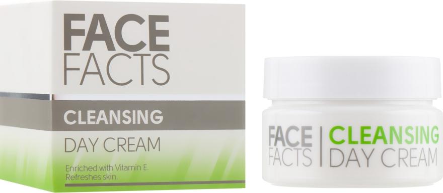 Дневной крем для лица - Face Facts Cleansing Day Cream