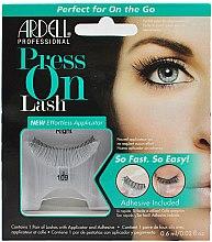 Духи, Парфюмерия, косметика Накладные ресницы - Ardell Press On Lash 109 Black