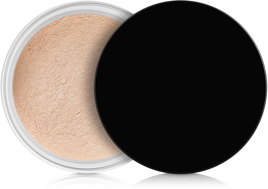 Пудра для лица и тела с эффектом блеска - NoUBA Magic Powder
