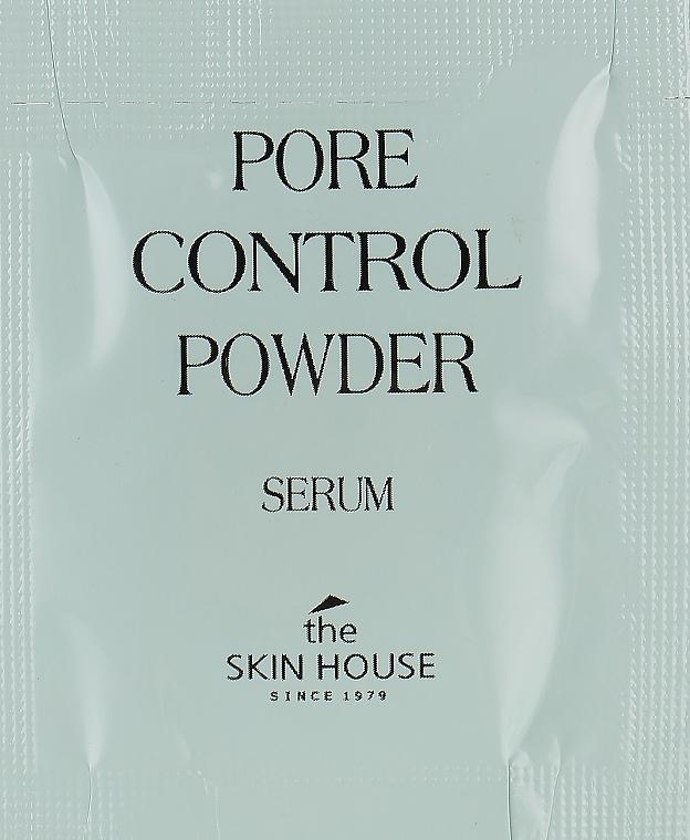 Сыворотка для сужения пор - The Skin House Pore Control Powder Serum (пробник)