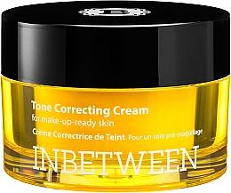 Духи, Парфюмерия, косметика Крем-праймер для коррекции тона лица и продления стойкости макияжа - Blithe Inbetween Tone Correcting Cream