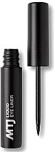 Духи, Парфюмерия, косметика Подводка для глаз - MTJ Cosmetics Liquid Eyeliner