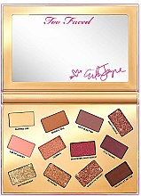 Палетка теней для век - Too Faced Erika Jayne Pretty Mess EyeShadow Palette — фото N1