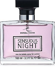 Dorall Collection Sensuous Night - Парфюмированная вода — фото N2