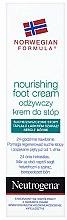Духи, Парфюмерия, косметика Питательный крем для ног - Neutrogena Nourishing Foot Cream 24H