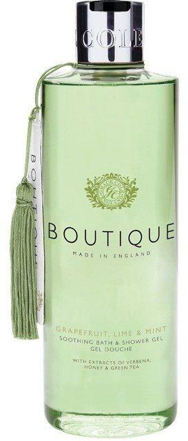 Гель-піна для душу - Grace Cole Boutique Grapefruit Lime & Mint Soothing Bath & Shower Gel — фото N1
