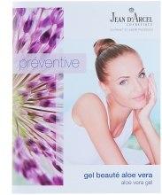 Духи, Парфюмерия, косметика Гель Алоэ Вера - Jean d'Arcel Preventive Aloe Vera Gel (пробник)