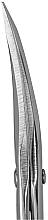 Ножиці заусеничні матові H-12 - Staleks — фото N2