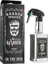 Духи, Парфюмерия, косметика Распылитель для воды, серебряный - Hairway Barber Sprayer