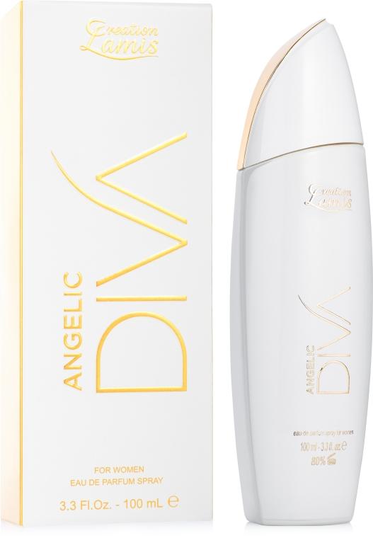 Creation Lamis Angelic Diva - Парфюмированная вода