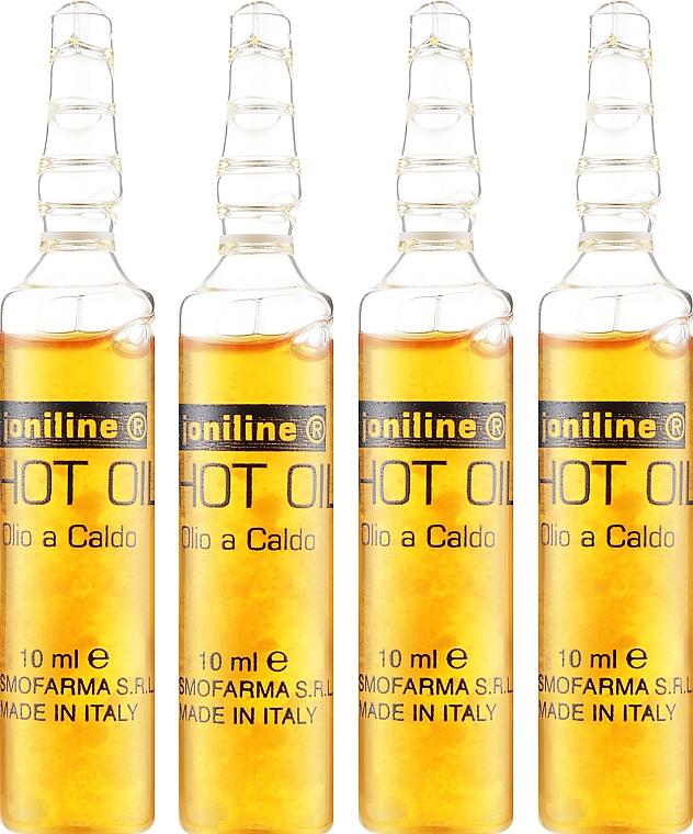 Горячее масло для волос - Cosmofarma JoniLine Classic Oil