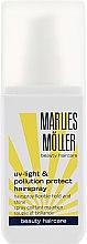 Духи, Парфюмерия, косметика Солнцезащитный стайлинг-спрей с ароматом парфюма - Marlies Moller UV-light & Pollution Protect Hairspray