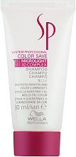 Духи, Парфюмерия, косметика Шампунь для окрашенных волос - Wella SP Color Save Shampoo
