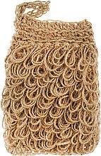 Духи, Парфюмерия, косметика Мочалка-перчатка из натурального джута - InJoy Color Line