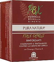 Духи, Парфюмерия, косметика Комплекс для волос восстанавливающий с РВХ - Natura House