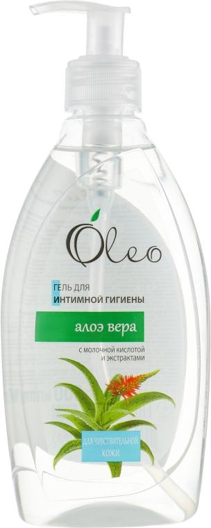 """Гель для интимной гигиены """"Алоэ вера"""" - Oleo"""