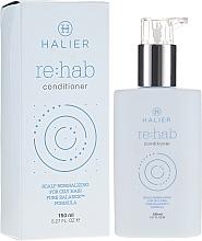 Духи, Парфюмерия, косметика Кондиционер нормализующий для жирных волос - Halier Re:hab Conditioner