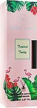 Духи, Парфюмерия, косметика Аромадиффузор - Mira Max Tropical Toddy Fragrance Diffuser With Reeds