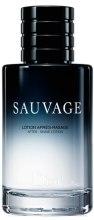 Парфумерія, косметика Christian Dior Sauvage - Лосьйон після гоління