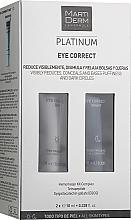 Духи, Парфюмерия, косметика Набор - MartiDerm Eye Correct (eye/cr/2x10ml)