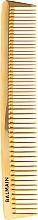 Духи, Парфюмерия, косметика Профессиональная золотая расческа для стрижки - Balmain Golden Cutting Comb