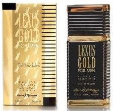 Духи, Парфюмерия, косметика Christine Darvin Lexus Gold For Men - Туалетная вода