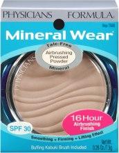 Духи, Парфюмерия, косметика Минеральная пудра для лица - Physicians Formula Mineral Wear Airbrushing Pressed Powder SPF 30