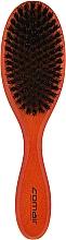 Духи, Парфюмерия, косметика Щетка для волос с натуральной щетиной 11-рядная - Comair