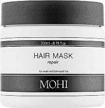 Духи, Парфюмерия, косметика Восстанавливающий маска для волос - Mohi Hair Mask Repair
