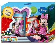 Духи, Парфюмерия, косметика Admiranda Mickey Mouse Club House - Набор (shampoo 300ml + edt 100ml)