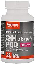 Духи, Парфюмерия, косметика Пирролохинолинхинон и убихинол - Jarrow Formulas Ubiquinol QH-Absorb + PQQ