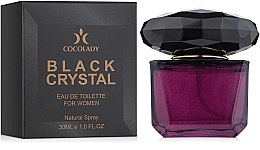Духи, Парфюмерия, косметика Cocolady Black Crystal - Туалетная вода