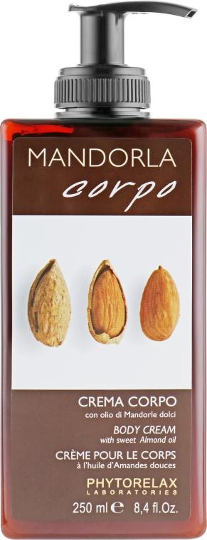 "Лосьон для тела ""Olio Di Mandorla"" - Phytorelax Laboratories Olio Di Mandorla Body Cream"