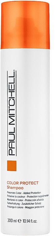 Шампунь для окрашенных волос - Paul Mitchell ColorCare Color Protect Daily Shampoo