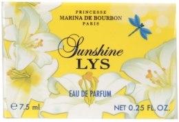 Духи, Парфюмерия, косметика Marina de Bourbon Sunshine LYS - Парфюмированная вода (мини)