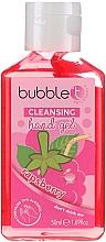 """Духи, Парфюмерия, косметика Антибактериальный очищающий гель для рук """"Малина"""" - Bubble T Cleansing Hand Gel Rapsberry"""