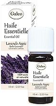 Духи, Парфюмерия, косметика Органическое эфирное масло цветков лаванды - Galeo Organic Essential Oil Lavande Aspic