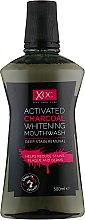 Духи, Парфюмерия, косметика Ополаскиватель для полости рта с активированным углём - Xpel Marketing Ltd Charcoal Whitening Mouthwash