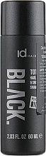 Чоловічий шампунь 3 в 1 - idHair Black Total 3 in 1 — фото N3