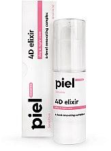 Духи, Парфюмерия, косметика 4-х уровневый активирующий комплекс - Piel Cosmetics Specialiste 4D Elixir DNA Of Youth
