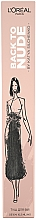 Духи, Парфюмерия, косметика Тушь для ресниц - L'Oreal Paris Back to Nude by Katya Silchenko Architect False Lash