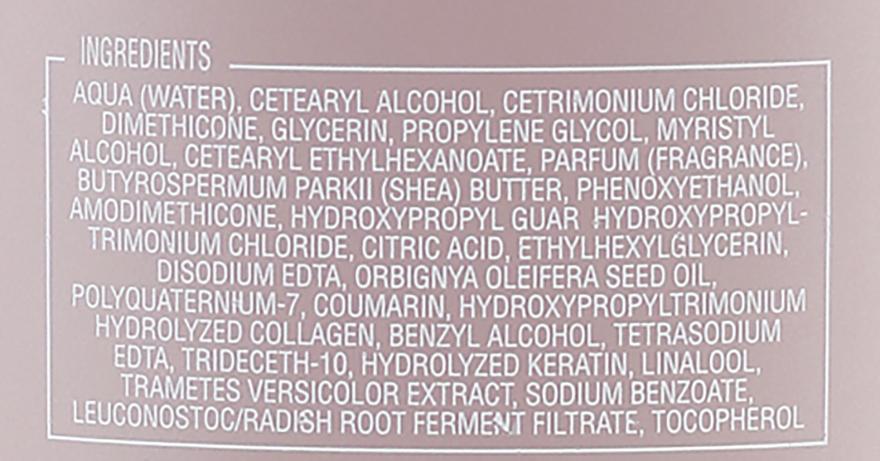 Кератиновый кондиционер - Alfaparf Lisse Design Keratin Therapy Maintenance Conditioner — фото N3