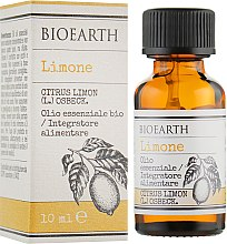 Духи, Парфюмерия, косметика Чистое масло лимона - Bioearth