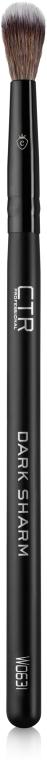Кисть для растушевки теней, консилера, корректора, W0631 - CTR