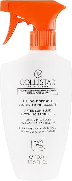 Флюид после загара - Collistar After Sun Fluid Soothing Refreshing