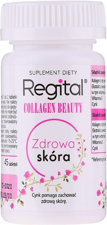 """Пищевая добавка """"Здоровая кожа"""" - Regital Collagen"""