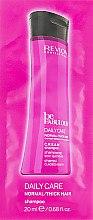 Духи, Парфюмерия, косметика Шампунь для нормальных и густых волос - Revlon Professional Be Fabulous C.R.E.A.M. Shampoo(пробник)