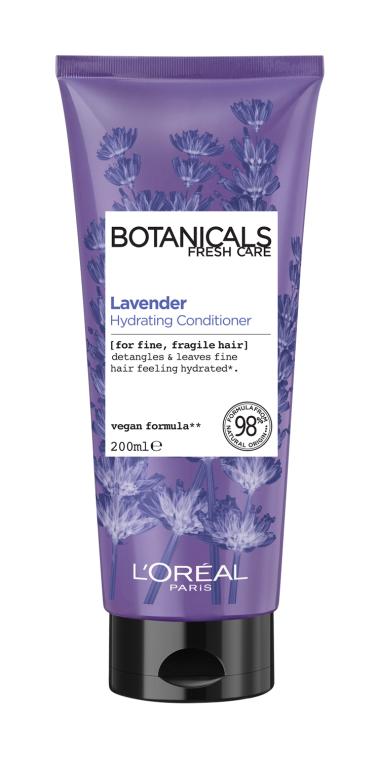 """Бальзам """"Лаванда, Эссенция Увлажнение"""" для тонких волос и чувствительной кожи головы - L'Oreal Paris Botanicals Fresh Care Lavender Hydrating Conditioner"""
