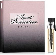 Духи, Парфюмерия, косметика Agent Provocateur L'Agent - Парфюмированная вода (пробник)